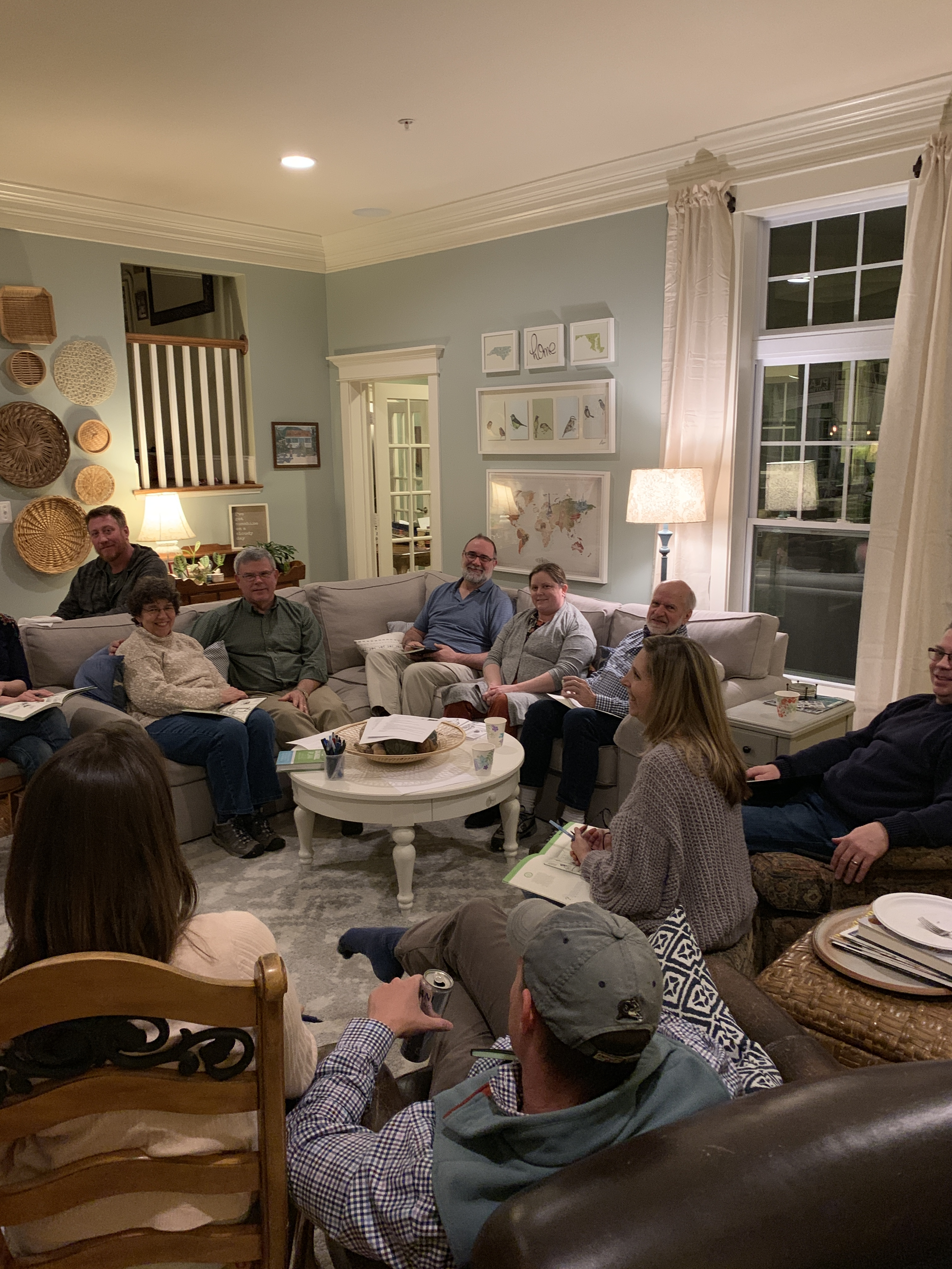 Adult Discipleship – St  Andrew's Presbyterian Church